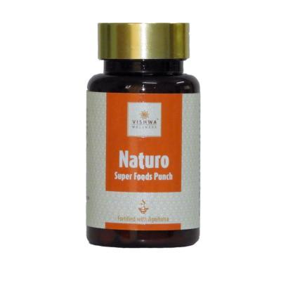 NATURO SUPER FOODS PUNCH (STRESS MANAGEMENT)